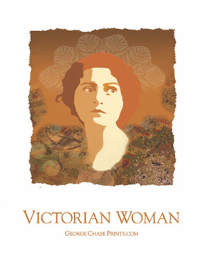 victorian-woman